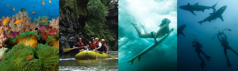 fiji adventure holiday