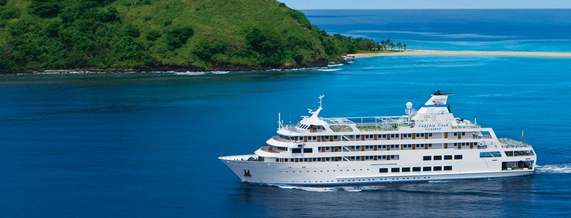 fiji cruise packages