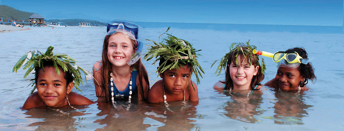 fiji family holiday packages
