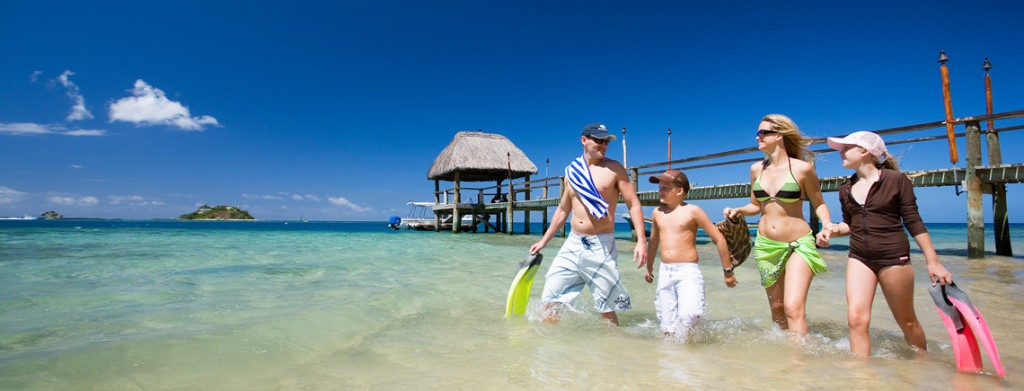 best family package deals to fiji