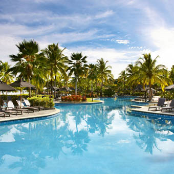 fiji group holiday sofitel resort