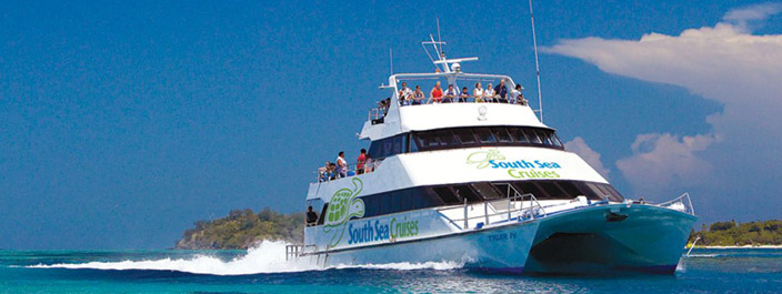 fiji island transfers south sea cruises