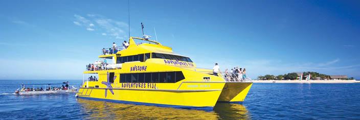 fiji island tours yasawa flyer