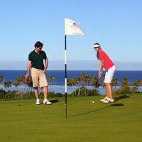 golfing holiday fiji