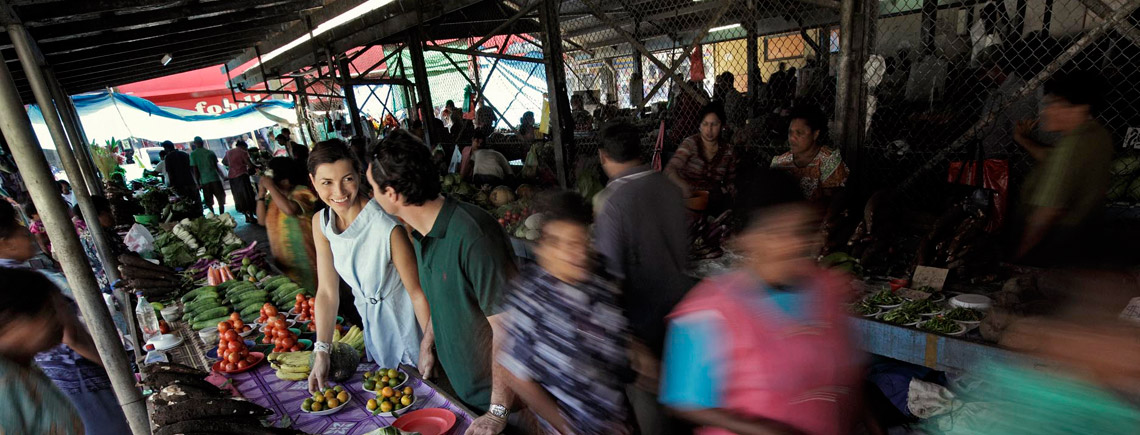 shopping in fiji