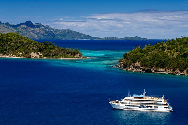 Blue Lagoon Cruises Fiji Fiji Cruise Holidays And Packages