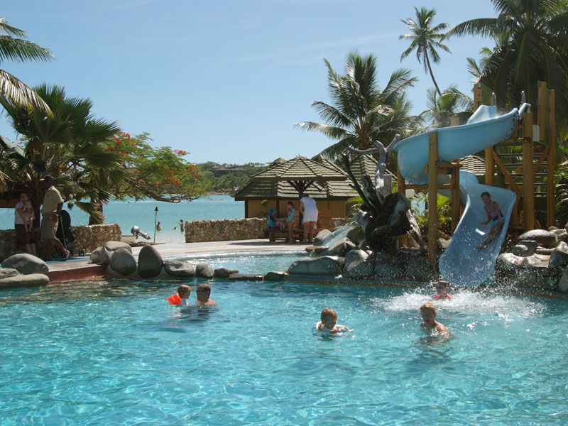 Planation Island Resort Fiji - Family holidays and package ...