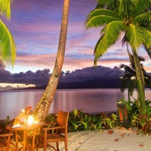 Qamea Resort Fiji Dining