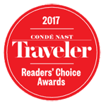conde nast readers choice awards malolo resort fiji
