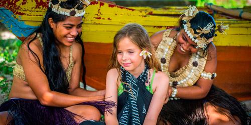 fiji family cruise holiday