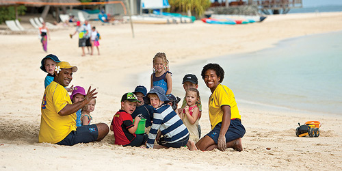 fiji family holiday castaway island resort