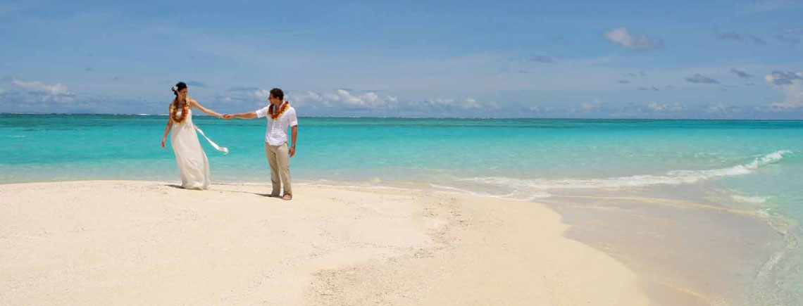 fiji wedding royal davui island adults only resort