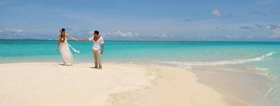 fiji wedding royal davui island adults only resort