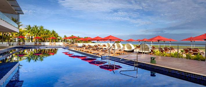 hilton fiji beach resort adults only pool