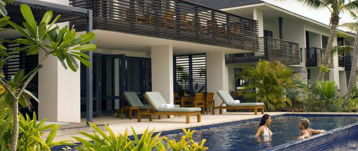 hilton fiji beach resort pool villa