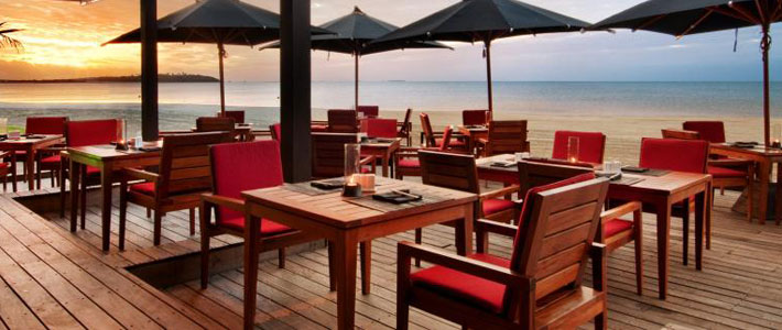 hilton fiji beach resort restaurant