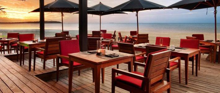 hilton fiji beach resort restaurant
