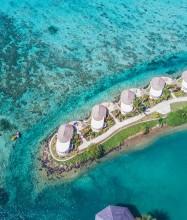 Koro Sun Resort Fiji – Aerial