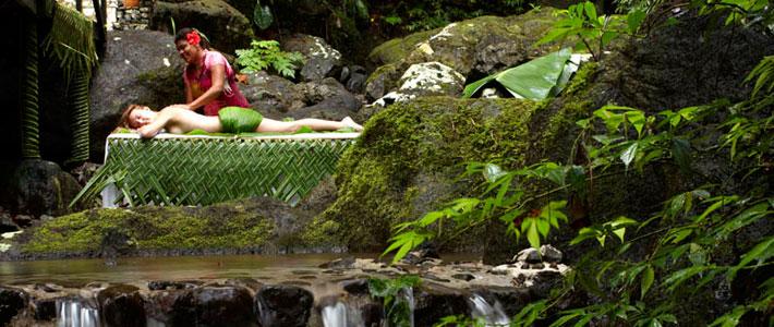 koro sun resort fiji rainforest spa
