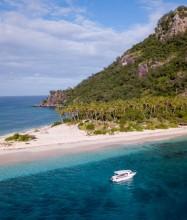 Likuliku Lagoon Resort Fiji – Arial