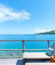 Likuliku Lagoon Resort Fiji – Overwater Bure