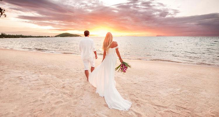 lomani island resort wedding