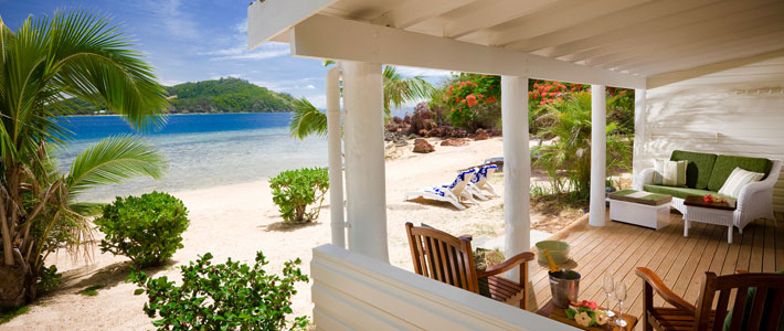 malolo island resort fiji beachfront rooms