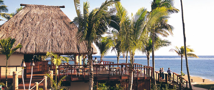 outrigger fiji beach resort waterfront restaurant