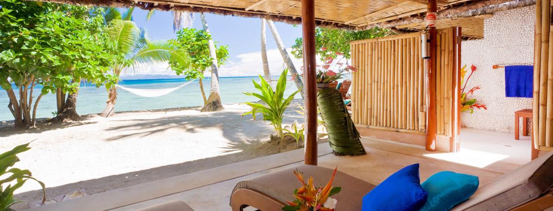 Toberua Island Resort In Fiji