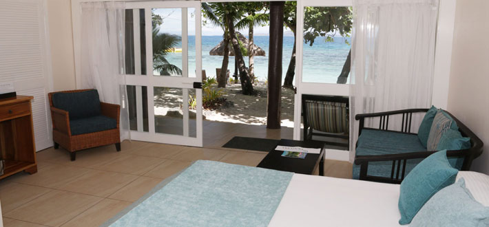 treasure island resort fiji bures