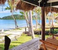 Tropica Island Resort – Beachfront Pool Bure