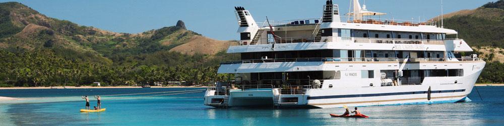 Blue Lagoon Cruise Fiji