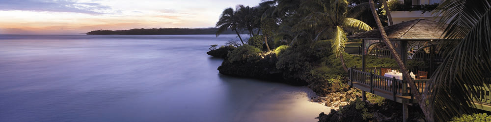 Shangri-La Fijian Resort Fiji