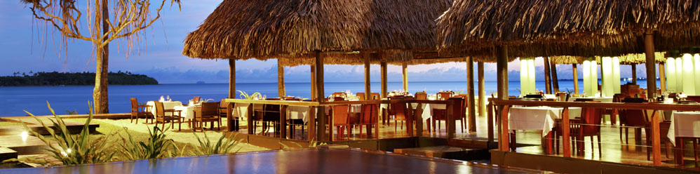 Westin Denarau Resort Fiji