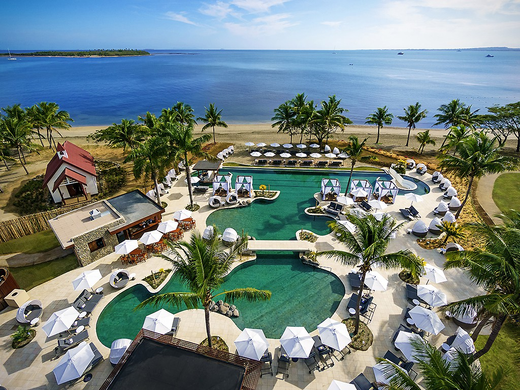 sofitel resort fiji waitui beach club