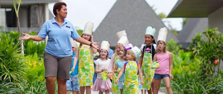 best kids clubs in fiji