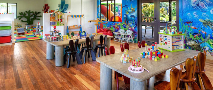 best kids clubs luxury resorts fiji