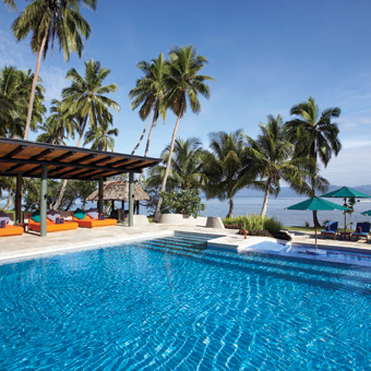 fiji luxury resort jean michele cousteau