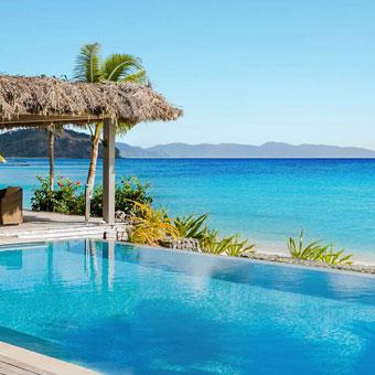 fiji luxury resort kokomo island