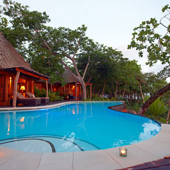 fiji luxury resort namale