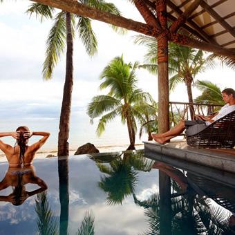 fiji luxury resort tadrai