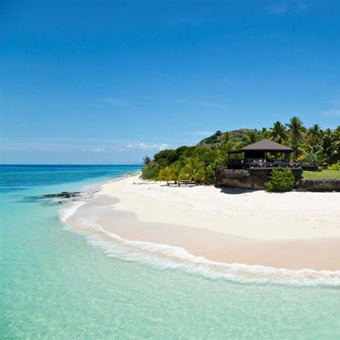 fiji luxury resort vomo island
