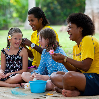 kids club castaway island resort fiji