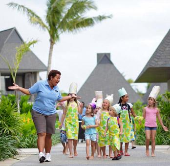 kids club intercontinental resort fiji