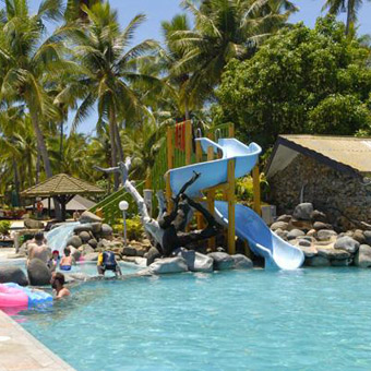 kids club plantation island fiji