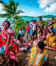 Visit remote villages