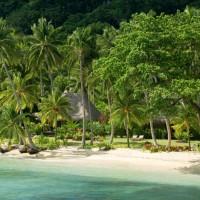qamea resort fiji beach