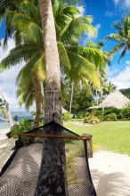 Qamea Resort Fiji – Beach Hammock