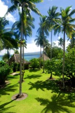 Qamea Resort Fiji – Gardens
