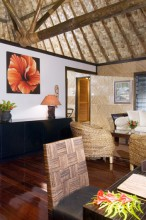 Qamea Resort Fiji – Honeymoon Villa Interior